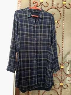 Zara Dress Kemeja