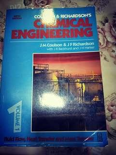 🚚 Chemical engineering Text book with very good condition 8/10new.. Sell it at low price