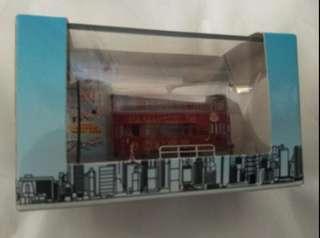 馬百良 電車 模型