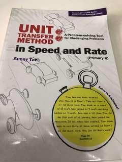 🚚 Unit transfer Method in Speed and Rate