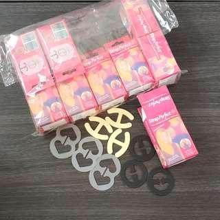 $3 per box includes 9pcs bra strap holders self collection only