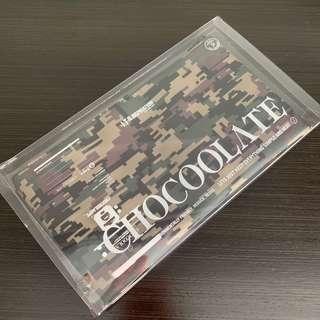 Aape x Chocoolate Camo Pouch
