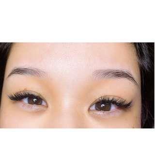 Camellia Eyelash Extensions **Unlimited Strands**