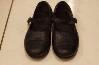 🚚 無印良品 真皮皮鞋 瑪莉珍娃娃鞋 muji
