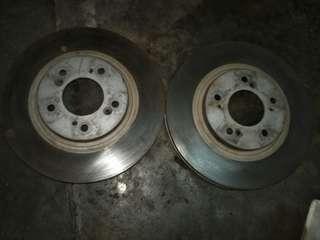 Honda Odyssey RB1(F)disc rotor