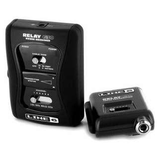 CLEARANCE - Line 6 G30 Wireless Relay System for Electric Guitar