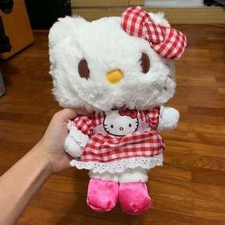 Sanrio Official Hello Kitty Plush