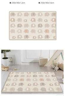 🚚 Parklon Elephant Playmat (Silky Series)