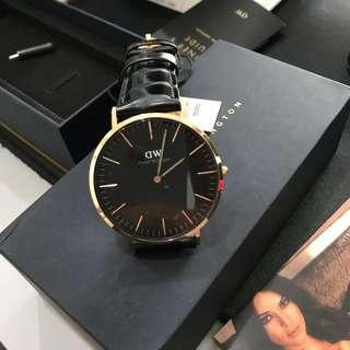 For sell Daniel Wellington leather strap 40mm