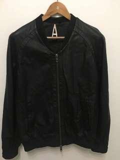 Topman Genuine Leather Jacket