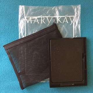 NEW Mary Kay Mirror with Tray - Black
