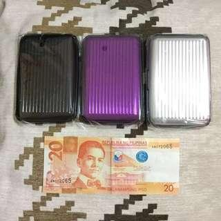 Take all - 3 Pcs Security Card Case