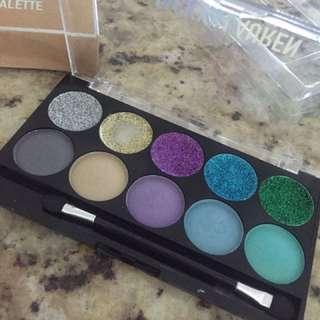 Glitter & Glam Eyeshadow Pallette