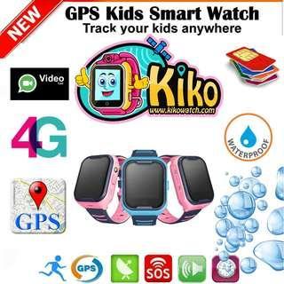 2019 Video Call GPS Kids Smartwatch - Q4GW