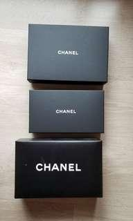 CHANEL boxes 原裝紙盒