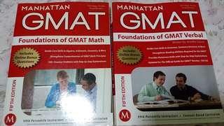 Manhattan GMAT Foundations Strategy Guide
