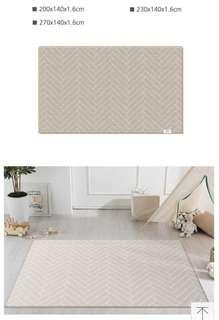 🚚 Parklon Herringbone Playmat (Silky Series)