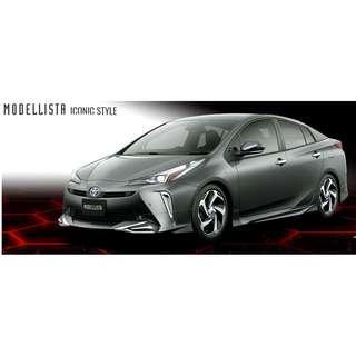 New Modellista Iconic Style Bodykit for Toyota Prius
