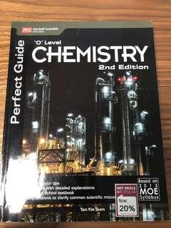 Perfect Guide Olevel chemistry assessment book