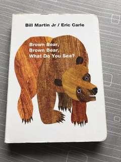 Brown bear brown beer