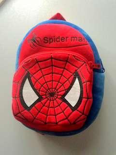 Spiderman bagpack