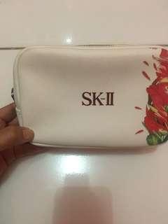 SK II pouch