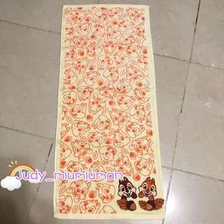 刺繡Chip n Dale毛巾