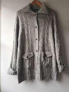 Pre-loved Knitted Cardigan