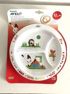 🚚 Philips Avent Plate set