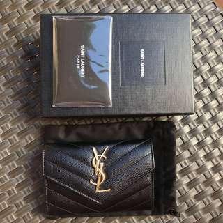 YSL Small Envelope Wallet