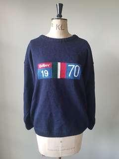 Vintage Kickers Wool Jumper