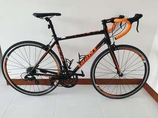 Giant road bike ocr 2600 mtb revel 0 29r acera deore tourney derailleur groupset