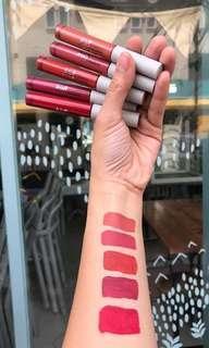 REDUCED‼️ Irisa Cosmetics Flux Matte Liquid Lipsticks