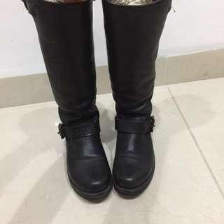 Frye Boots Size 35