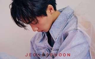 Jeong Sewoon- Minus Plus Zero