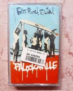 Kaset Pita Fatboy Slim - Palookaville 📼 New/Sealed