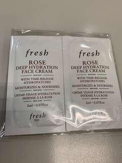 Fresh Rose face cream 12ml