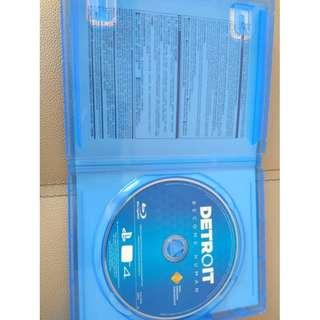 PS4 Detroit Become Human RALL CD CRACK