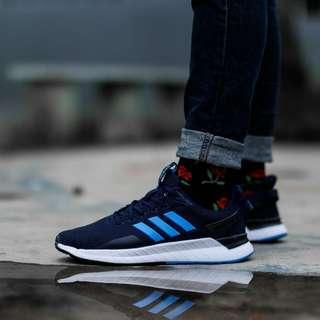 SALE! Adidas Questar ride navy blue