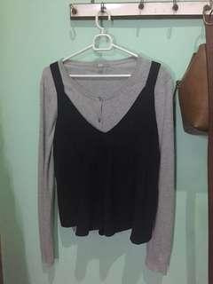 Spao black outer