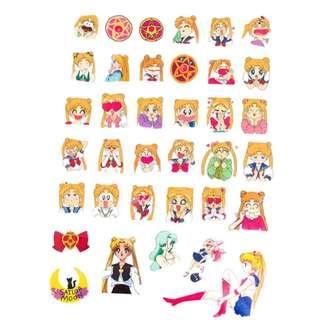 🚚 [INSTOCK] Sailor Moon Stickers