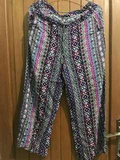Bohemian Tribal Pants