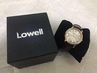 Lowell Watch