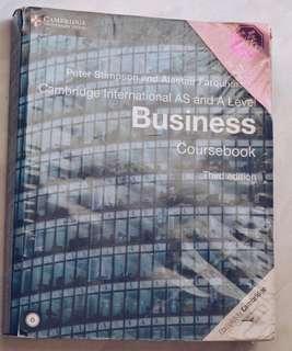 🆓Shipping A LEVEL BUSINESS TEXTBOOK #THIRD EDITION #SPARKJOYCHALLENGE