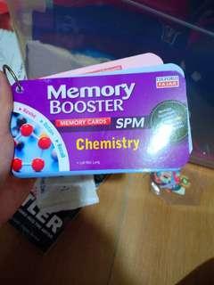 Chemistry memory booster SPM