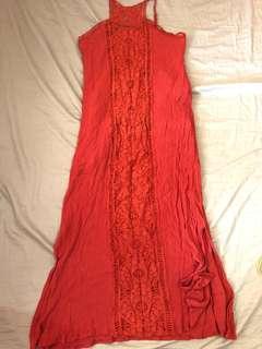 Halter Dress (Coco Cabana)