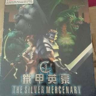 The Silver Mercenary -Chinese Version