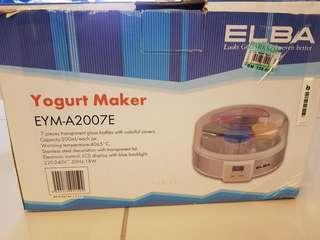 NEW Elba Yoghurt Maker