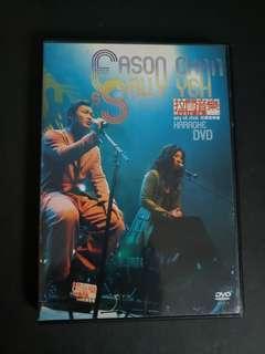 陳奕迅 葉蒨文 903拉闊音樂 DVD Sally eason