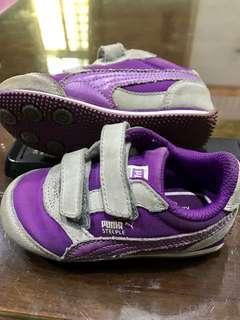 🚚 PUMA學步鞋14cm